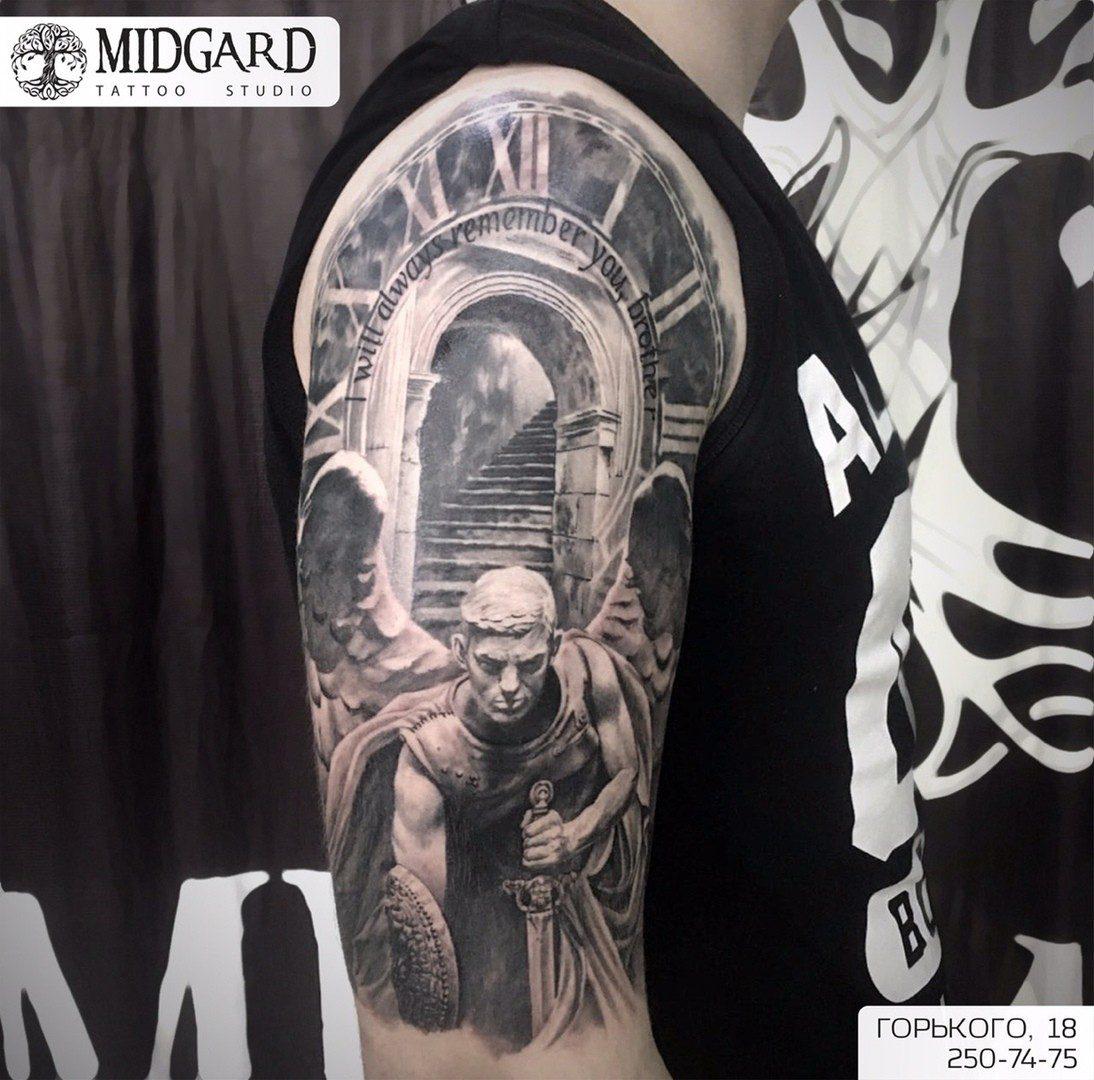 Как сделать себе татуировку